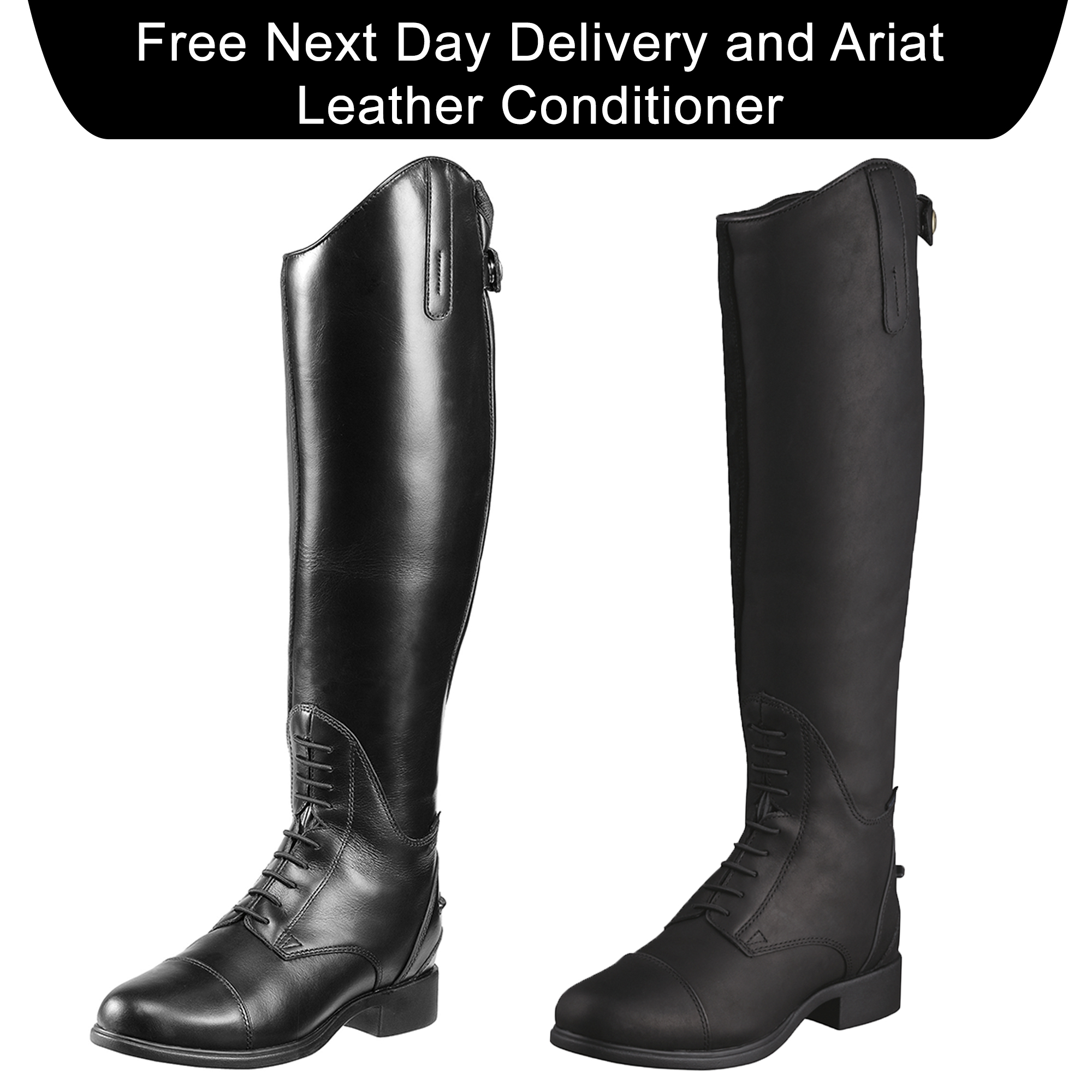 Ariat Bromont Tall H2O Non-Insulated Long Leather Women's ...