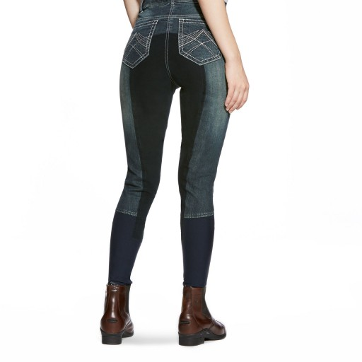 Ariat Whipstitch Full Seat Women's Breeches Indigo