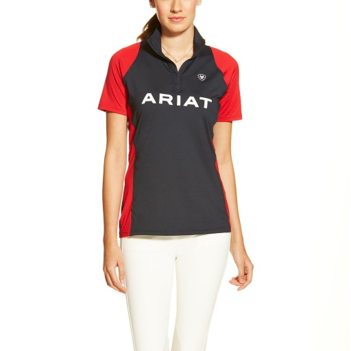 Ariat Team Cambria 1/4 Zip Top