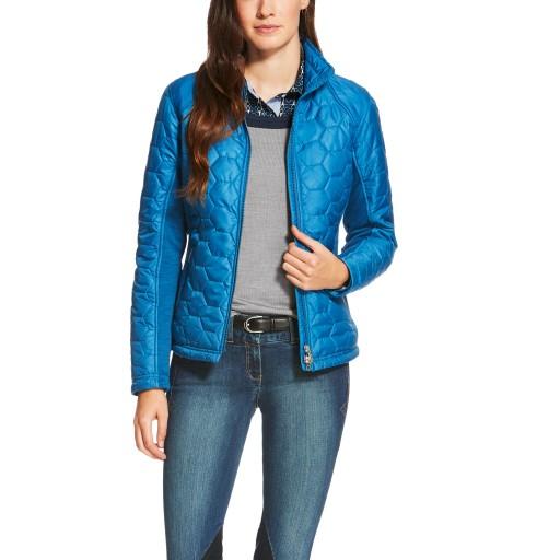 Ariat Volt Jacket Rush Blue