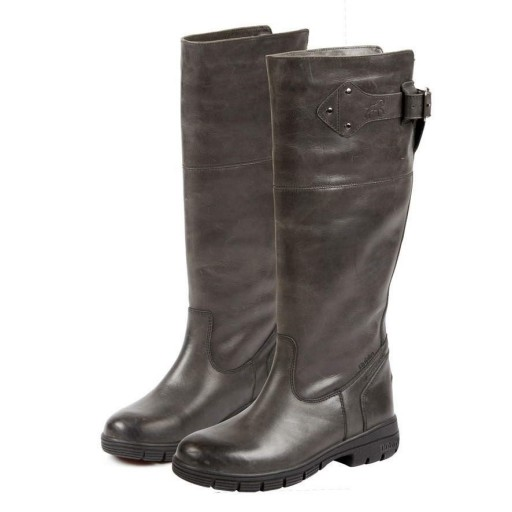 Dublin Edge Country Boots Black RRP £129.99 Women's Riding Boots
