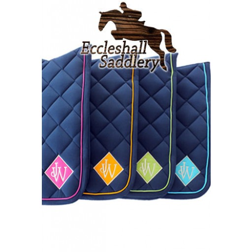 John Whitaker Diamond Saddle Pad Horse Saddle Pads