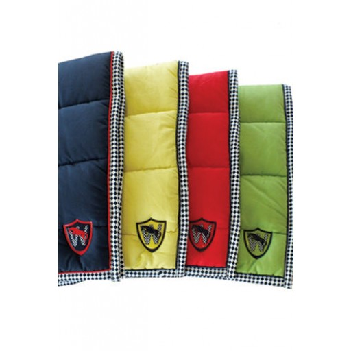 John Whitaker Gingham Saddle Pad Was £35