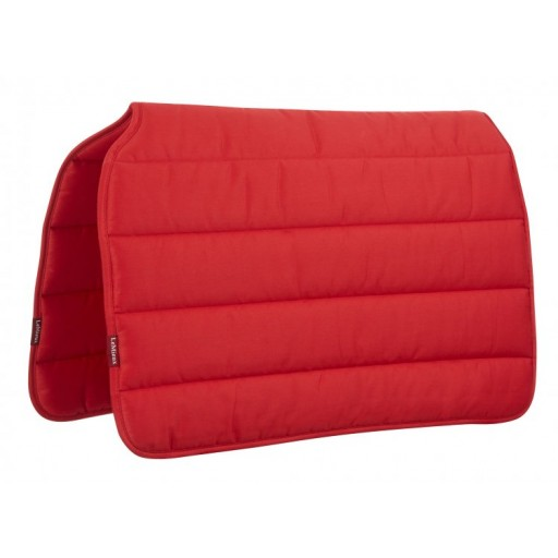 Le Mieux Grafter Pillow Pad Real Red Saddle Pad