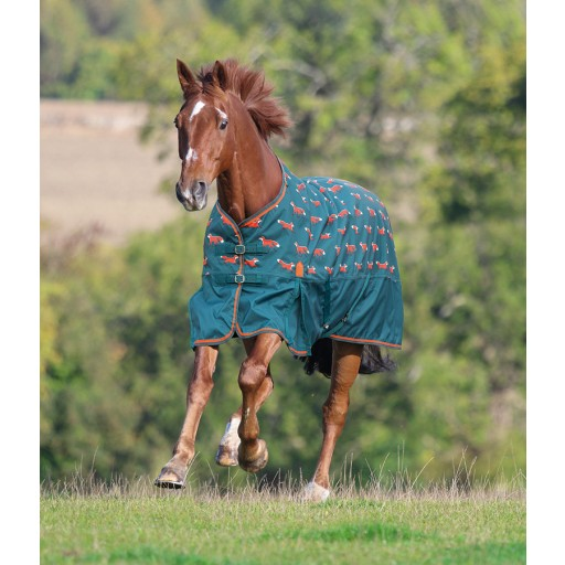 Shires Highlander Original Lite Standard Neck Fox Print Was £55