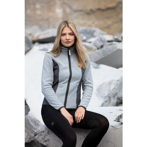 Horseware Keeva Technical Fleece Top Quarry