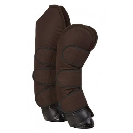 Le Mieux Travel Boots Brown