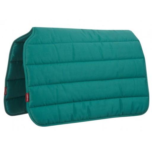 Le Mieux Grafter Pillow Pad Pine Green Saddle Pad