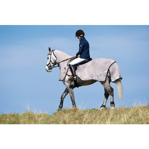 Horseware Rambo Fly Rider with Vamoose Exercise Rug