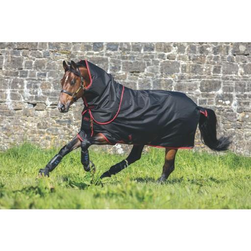 Horseware Amigo Superhero 12 Plus Medium Turnout Rug