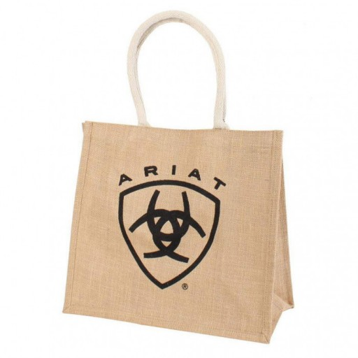 Ariat Jute Hessian Bag