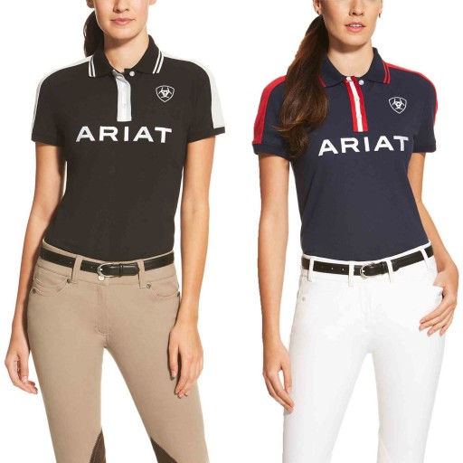 Ariat New Team Polo Top