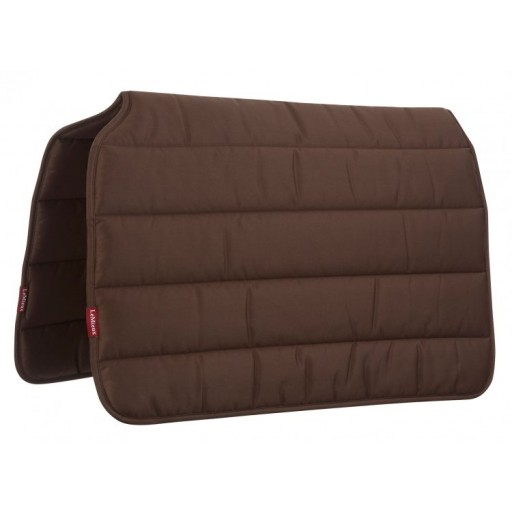 Le Mieux Grafter Pillow Pad Brown Saddle Pad