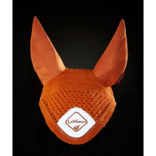 Le Mieux Hi-Visibility Signature Fly Hood Tangerine