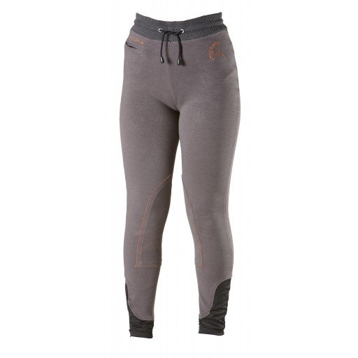 Firefoot Saltaire Ladies Breeches Charcoal