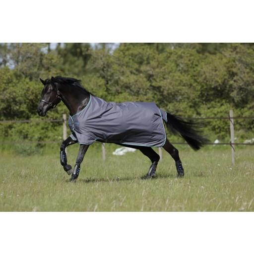 Horseware Amigo Super Hero Lite Turnout Rug Standard Neck