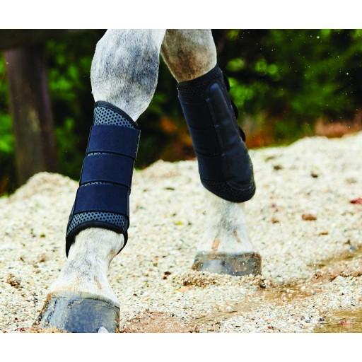 WeatherBeeta Exercise Horse Boots Was £40