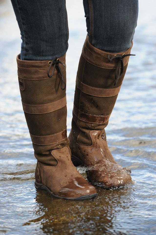 Dublin River Waterproof Country Boots Eccleshall Saddlery