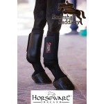 Horseware Easiboot Easy Boot Brushing Boots Black Was £20