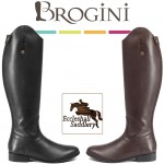 Brogini 2011 Roma Long Riding Boots Was £150!