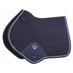 Le Mieux ProSport Suede Close Contact Square Navy/Silver