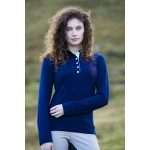 Horseware Cara Long Sleeve Polo