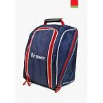 John Whitaker Burley Helmet Bag Navy Red White