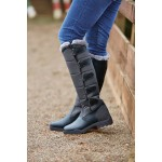 Brogini Forte Winter Long Boots Charcoal