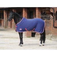 Weatherbeeta Jersey Cooler Standard Neck Rug Travel Sheet