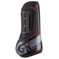 Acavallo Opera Tendon Boots Black