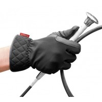 Le Mieux Pro Touch All Weather Riding Gloves Black
