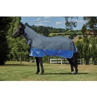WeatherBeeta ComFiTec Premier Thinsulate Combo Neck Heavy Weight Grey/Blue