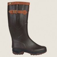 Aigle Parcours 2 Signature Leather Lined Wellingtons