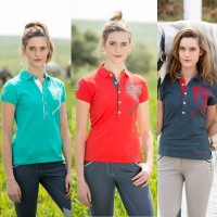 Horseware Flamboro Polo Top