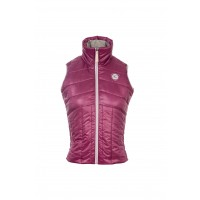 Horseware Eve Padded Women's Gilet Berry