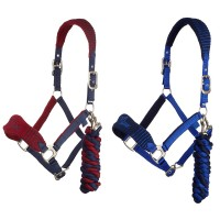 Le Mieux Vogue Fleece Headcollar & Rope