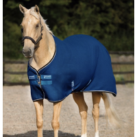 Horseware Rambo Techni Waffle Cooler Royal Blue