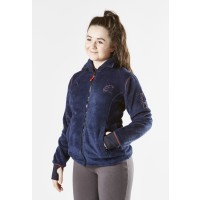 Firefoot Thackley Fleece Jacket Navy
